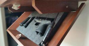 Safe Handling, Safe Storage Of Firearms Inside The Home