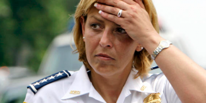 DC Police Chief Cathy Lanier 620x401