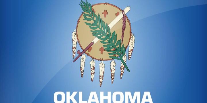 Flag of Oklahoma XL