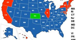 Kansas Receives It's 100,000th Concealed Carry Application
