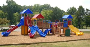 6-Year-Old Gets A Hold Of Off-Duty Police Officer's Handgun On Playground