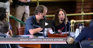 Video: Moms Demand Action Give Robotic Testimony In Texas Committee