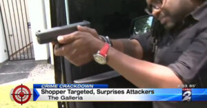 "[VIDEO] Man Defends Against Attempted Carjacker; ""It Just Escalated So Unbelievably Quickly"""