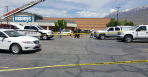 Suspect Dead After Armed Citizen Intervenes In Carjacking