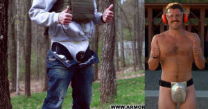 [VIDEO] This Guy Tests A Bulletproof Cup In Real Life, And He's Nuts