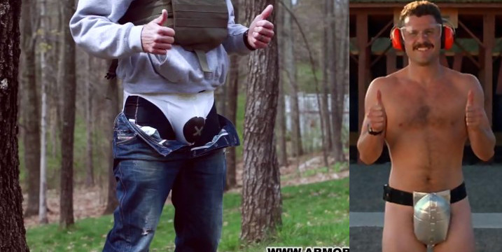 Super troopers bulletproof cup brought to life