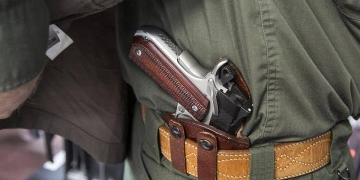 Employers Allow Conceal Carry