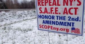 SURPRISE! New York SAFE Act Turns Out Not To Be What Was Promised