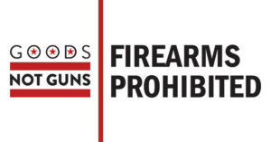 "Sisters Want DC Businesses To Add ""No Firearms"" Signs In Their Windows, Charge $30 A Pop"