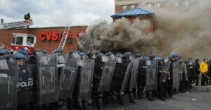 Security Guard Arrested During Baltimore Riots for Carrying Concealed Without A CCW