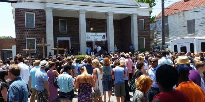 Charleston Shooting Memorial Service