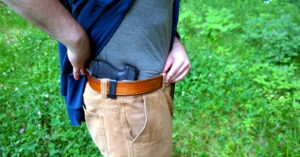Why You Need To Wear A Tactical CCW Belt