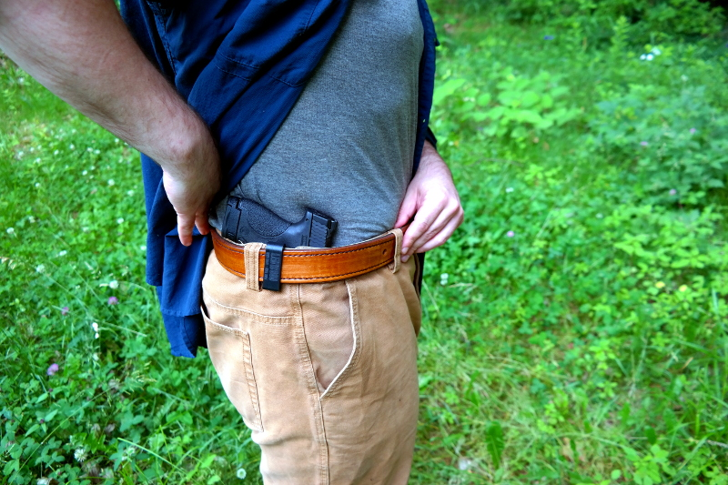 Why You Need To Wear A Tactical CCW Belt – Concealed Nation