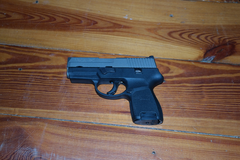 Sig Sauer P250 9mm Fully Assembled
