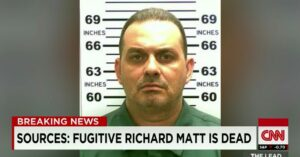 [BREAKING] Escaped Prisoner Richard Matt Shot And Killed In NY