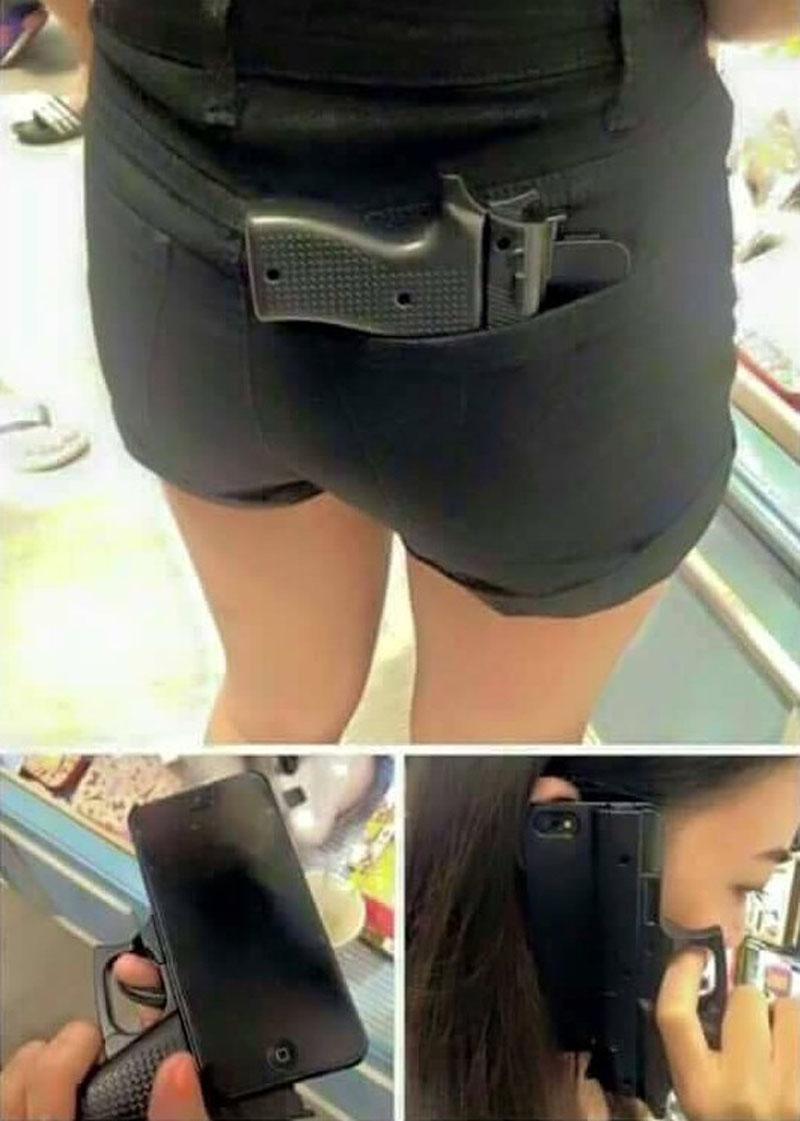 gun-phone-case-stupid