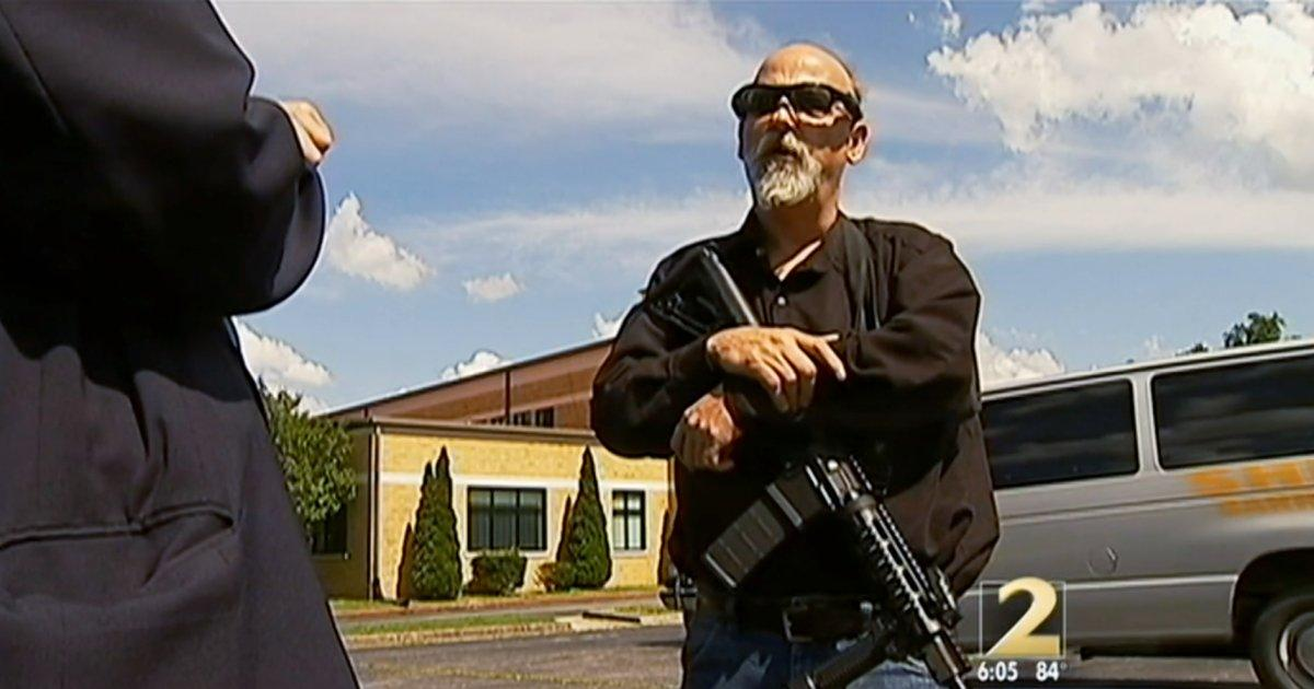 Open Carry Activists Making It Hard On The Rest Of Us ...