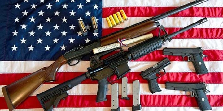US CRIME SHOOTING POLITICS