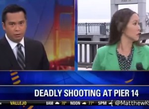 [VIDEO] News Crew Robbed At Gunpoint Live On Air In San Francisco, Because Gun Control Is Useful