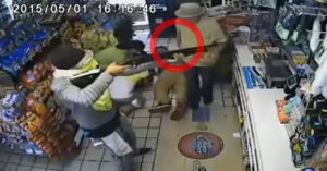 [VIDEO] Customer Had Concealed Firearm During Armed Robbery, Chose Not To Draw