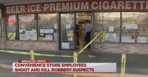 Houston Store Clerk Fights Back, Killing Two Of Three Armed Robbers