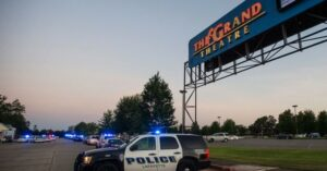 [BREAKING] At Least 3 Dead, 7 Injured In Shooting At Theater In Lafayette Louisiana