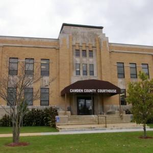 Camden county montana courthouse