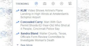 A Concealed Carry Self-Defense Story Is Currently Trending On Facebook