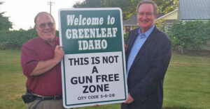 "City In Idaho Will Soon Be Putting Up ""This Is Not A Gun Free Zone"" Signs, Because AWESOME"