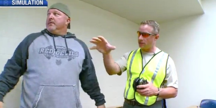 Ohio school teacher learning response active shooter