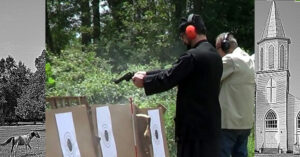 Pastors And Priests Take Concealed Carry Classes To Protect Their Congregations