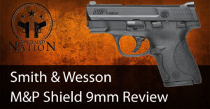[FIREARM REVIEW] Smith and Wesson M&P Shield 9mm
