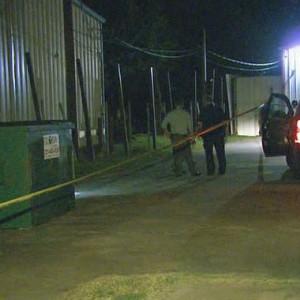 Texas gun store one burglar dead