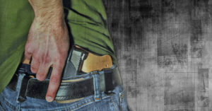 When Should You Re-Holster After A Self-Defense Shooting? Let's Take A Look…