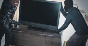 Would You Shoot Someone Stealing A TV From Your Neighbor's Home? This FL Man Did