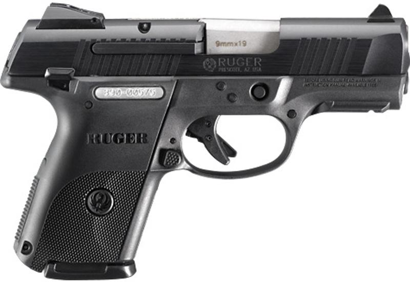 Ruger SR9C 3317