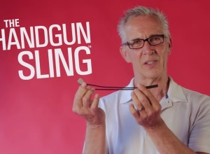 [VIDEO] The Newest Scary Addition To The Holster Industry: The Handgun Sling™