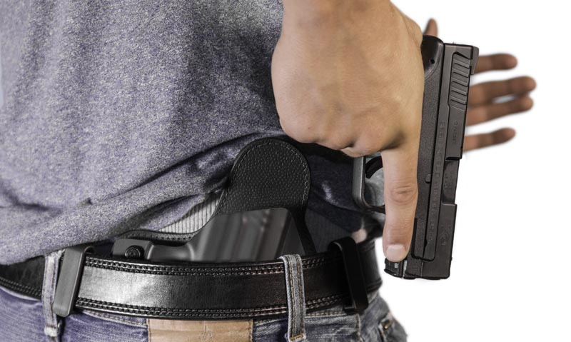 """""""It Happens"""" Is A Bad Excuse For A Gun Owner Leaving Their Gun Behind. Are You Serious?"""