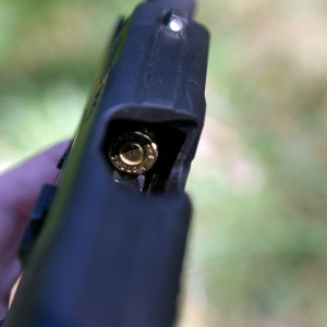 Reused bullet in chamber walther pps