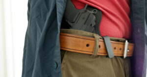 "Store Sign Says ""No Open Carry"" — But Concealed Carry Is A-OK"