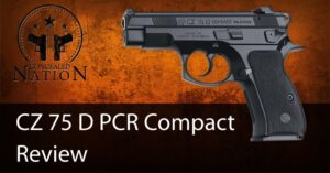 [FIREARM REVIEW] CZ-75D PCR Compact 9mm