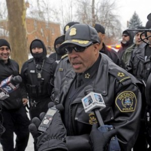 Detroit police chief