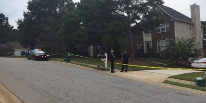 Homeowner shooting
