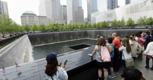 31-Year-Old Texas Woman And Marine Corps Veteran Brings Firearm To 9/11 Memorial, Spends Night In Jail