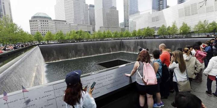 Sept 11 Attacks Memorial Plaza