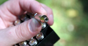 If You're Going To Use +P Ammo, Make Sure Your Firearm Is Rated For Such