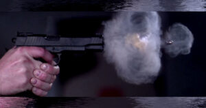 [VIDEO] WORLD'S FIRST: MythBusters Film Pistol Firing Bullet At 73,000 Frames Per Second, Ultimate Slow Motion!