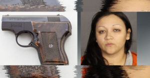 """How Not To Carry: Woman While Being Arrested For Drug Possession; """"I Have A Gun In My Vagina"""""""
