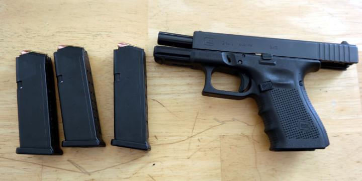 Glock 19 Gen 4 New