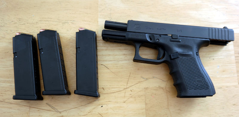 Glock 19 ccw pictures